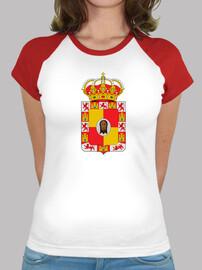 Camisa beisbol Escudo de provincia de Jaén