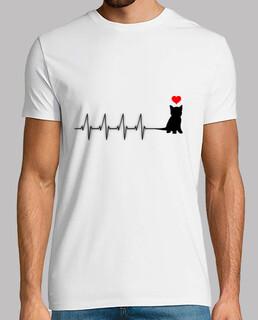 Camisa color blanco para caballero, con un diseño unico