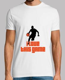 camisa de baloncesto