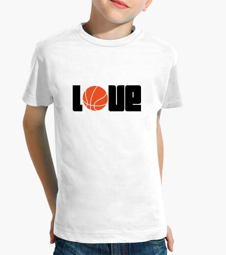 Ropa infantil camisa de baloncesto