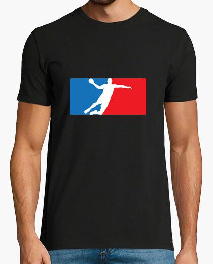 Camiseta camisa de balonmano - deporte