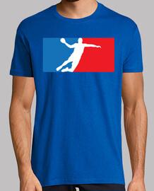camisa de balonmano - deporte