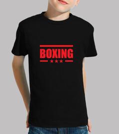 camisa de boxeo