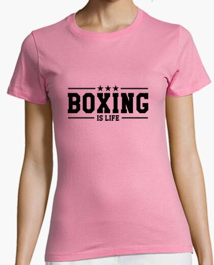 Camiseta camisa de boxeo - boxeador - lucha