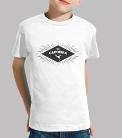 camisa de capoeira - lucha - artes marciales