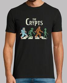 camisa de carretera críptida para hombre