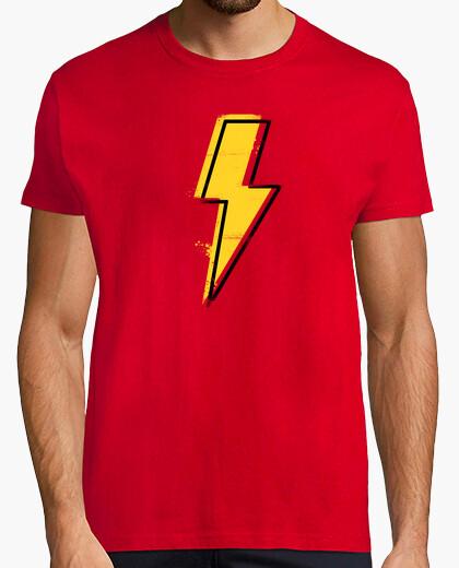 Camiseta camisa de destello