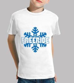 camisa de esquí - snowboard - montaña