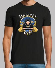 camisa de gimnasia mágica para hombre
