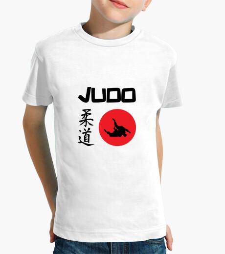 Ropa infantil camisa de judo - artes marciales - deportes
