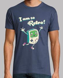 camisa de jugador retro para hombre