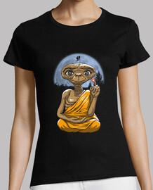 camisa de la aclaración adicional para mujer