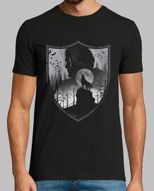 camisa de la camisa de los direwolves