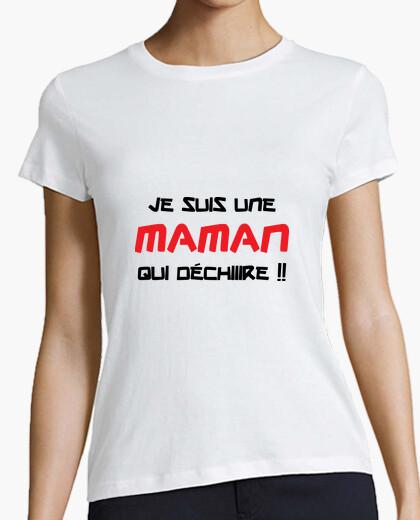 Camiseta camisa de la mamá - día de la madre