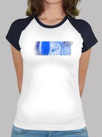 camisa de la mujer - lunar