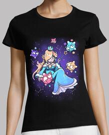 camisa de la mujer princesa cósmica