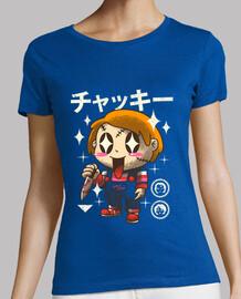 camisa de la muñeca del kawaii para mujer