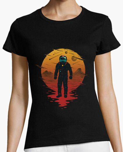Camisa De Nº Para Ópera Espacio Mujer Del Camiseta 1658445 La 34A5LRqj