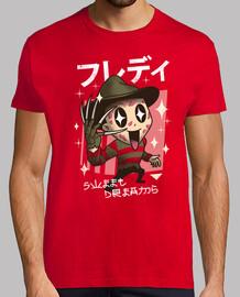 camisa de los sueños del kawaii para hombre
