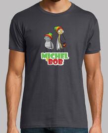 camisa de michel y bob