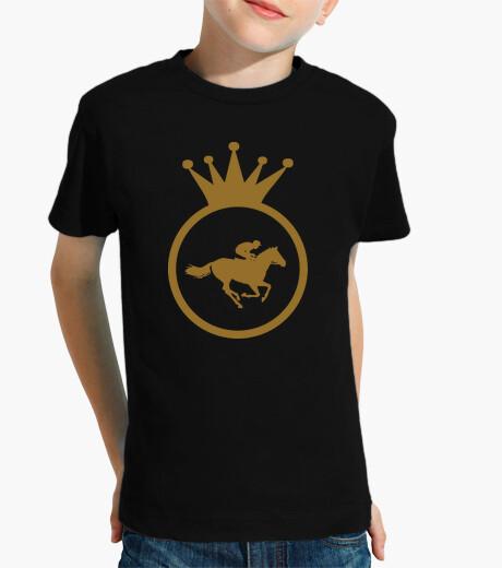 Ropa infantil camisa de montar a caballo - montar - deportes