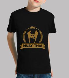 camisa de muay thai - lucha - boxeo