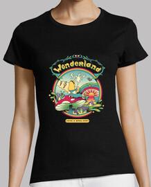 camisa de mujer soñadora del día
