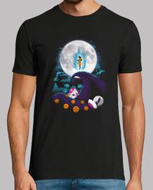 camisa de pesadilla z para hombre