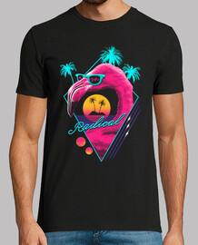 camisa del flamenco del rad