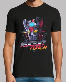 camisa del sacador del cohete