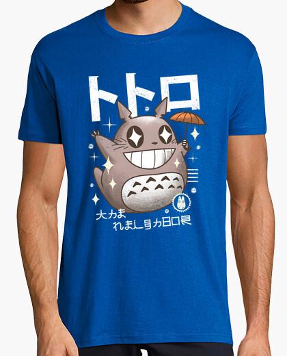 Camiseta camisa del vecino del kawaii para hombre