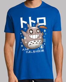 camisa del vecino del kawaii para hombre