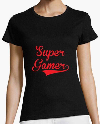 Camiseta camisa estupenda jugador