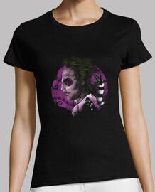 camisa fantasma desviado para mujer