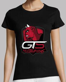 camisa gts esports mujer