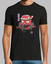 camisa inkedtopus para hombre