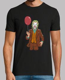 camisa joker para hombre