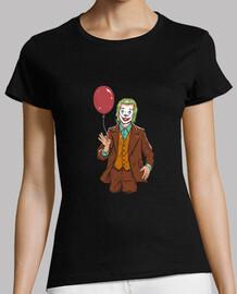 camisa joker para mujer