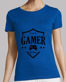 camisa jugador - juego - friki