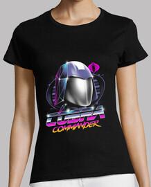 camisa para mujer comandante épica