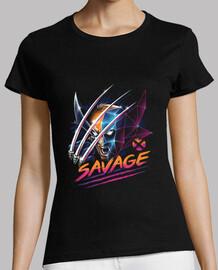 camisa para mujer salvajes