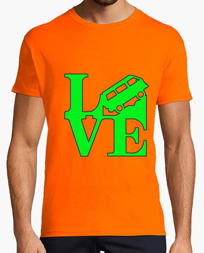 Camiseta CamiseraLoveVerdeH