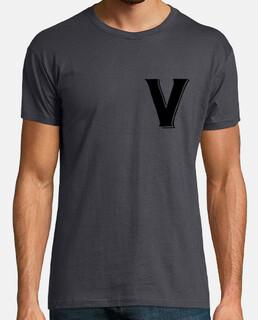 camiseta-mal oficial frente de la impresión vendrame / vuelta!