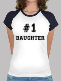 Camiseta - #1Daughter Original