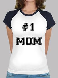 Camiseta - #1Mom Original