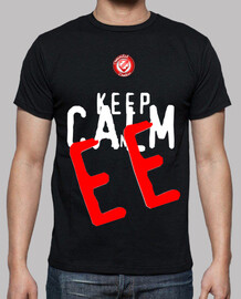 Camiseta - Keep Calm and \