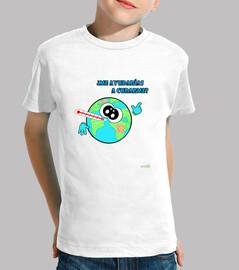 Camiseta - La Tierra enferma