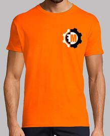 Camiseta - Logo Delante y Detrás