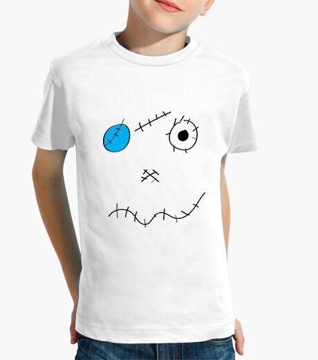 Ropa infantil Camiseta - Soy monstruoso