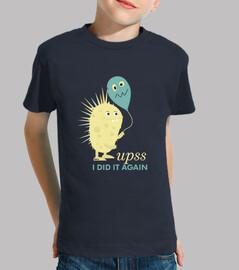 Camiseta - Upsss  I did it again